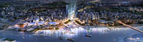 Qingdao Westcoast Masterplan /BDP