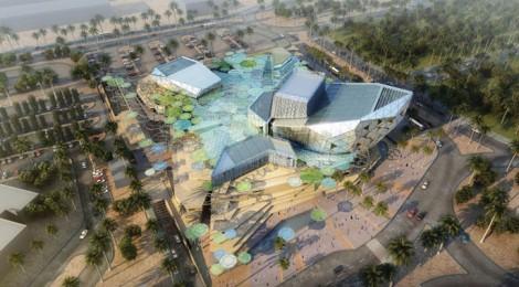 Sabah Al Ahmad City, Cultural Centre, Kuwait